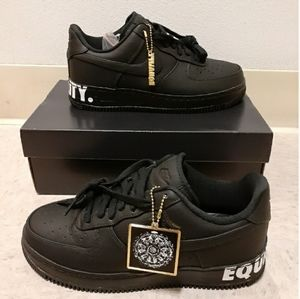 Nike Air Force 1 Low CMFT BHM 'Equality'